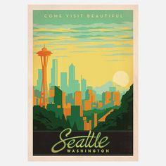 Druck Seattle