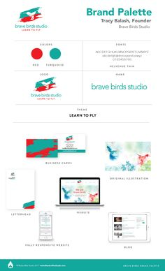 A premium branding agency transforming businesses into compelling brands. Offering a full suite of services in reputation, brand, design and coaching. Branding Agency, Luxury Branding, Branding Design, Red Turquoise, Letterhead, Fashion Branding, Brave, Palette, Birds