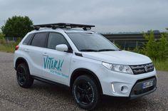 2016 Suzuki Vitara off road ready. 215/70R16 all terrain tyres + 50mm lift, done by Gollek off road racing.