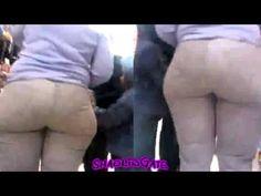 Ghetto Wide Big Butt Street Milf (65)