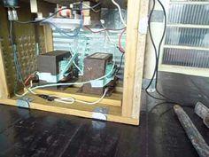 Maquina de Solda Caseira com Trafo de Microondas