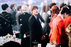 Wonwoo + the rest of seventeen
