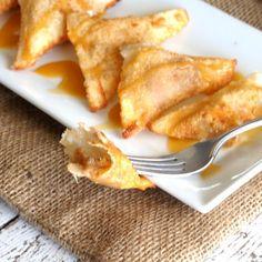 Best Cinnamon And Brown Sugar Wonton Recipe on Pinterest