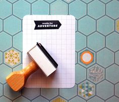 Ready for Adventure Stamp