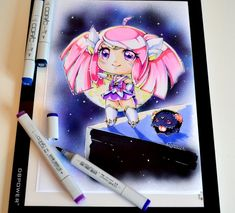 Star Guardian Lux by Lighane on DeviantArt