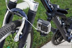 Anyone care to mountain bike? #waterproof #shockproof #GoProLifestyle