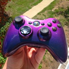 Custom painted Xbox 360 controller