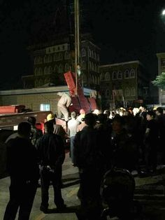 Zhejiang religious persecution campaign continues; 3 crosses removed - China Aid