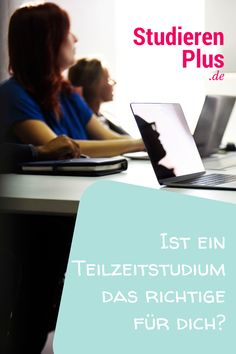 Ist ein Teilzeitstudium das richtige für dich? School, Organization, To Study, Career, Training, Learning, Schools