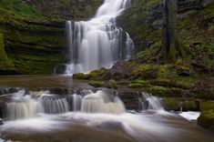 A guide to Waterfalls and forces in the Yorkshire Dales National Park