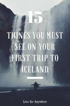 First trip to Iceland. Iceland vacation. Iceland travel. Iceland waterfall. Iceland blue lagoon. Iceland photography.