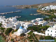 Pisso Livadi, Paros, Greece  Love it there!