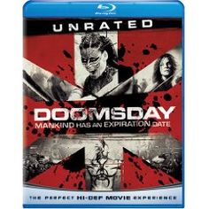 Doomsday. Rhona Mitra, Bob Hoskins, Alexander Siddig, Caryn Peterson, Adeola Ariyo.    4/5 Stars