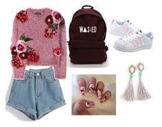 """""""Xxx"""" by gabs-12 on Polyvore featuring adidas Originals and Dolce&Gabbana"""