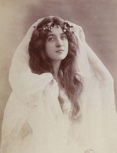 Beautiful Print Ad ophelia 1900 G Packers Tar Soap Woman Long Hair