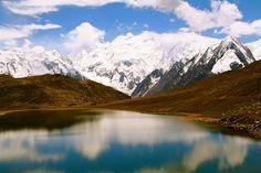 Rush lake, Pakistan