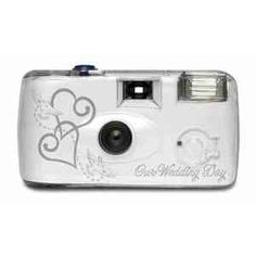 Quality Disposable Wedding Cameras With Quantity Discounts