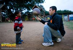 Helping orphans in South Africa