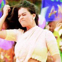 Beautiful Girl Photo, Beautiful Songs, Indian Film Actress, Indian Actresses, Shahrukh Khan And Kajol, Kuch Kuch Hota Hai, Bollywood Quotes, Girl Photos, Couple Photos