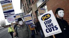 PressTV - UK civil servants to strike on Budget Day over pay, pensions