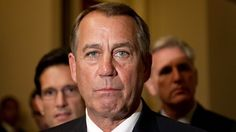 US PRESIDENT Barack Obama says there is one man to blame for the government shutdown and it is House Speaker John Boehner.