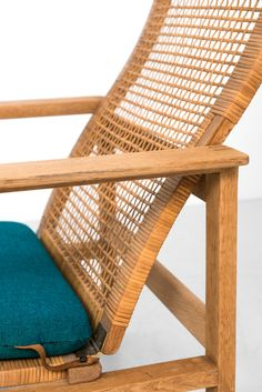 Børge Mogensen easy chair by Fredericia at Studio Schalling