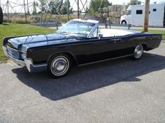 1969 lincoln continental - suicide doors