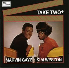 """Marvin Gaye And Kim Weston Take Two on 180g LP One of the most iconic singers of his generation, Marvin Gaye aka The Prince of Motown, was cited for his """"huge contribution to soul music in general and"""