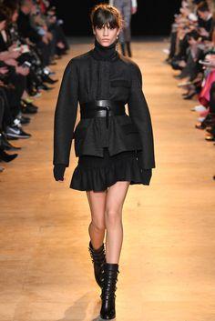 Isabel Marant Fall 2015 Ready-to-Wear Fashion Show - Antonina Petkovic (Elite)