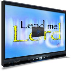 VBS?? Lead Me Lord Children's Ministry Worship Video