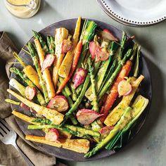 Roasted Root Vegetables, All Vegetables, Veggies, Vegetable Recipes, Vegetarian Recipes, Cooking Recipes, Healthy Recipes, Healthy Foods, Baked Carrots