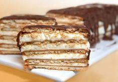 Archívy Zákusky - Page 47 of 72 - Receptik. Cheesecake, Cake Cookies, Tiramisu, Ham, French Toast, Food And Drink, Chocolate, Breakfast, Ethnic Recipes