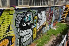 Cape Town Streets - Graffiti South Africa