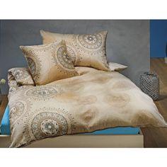 Orientalische Bettwäsche beige