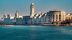 Bari, New York Skyline, Travel, Spring, Italia, Fotografia, Viajes, Destinations, Traveling