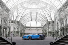 The New $2.6 million Bugatti Chiron is All Kinds Of Cool - theultralinx.com