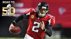 Road to Super Bowl 50: Falcons