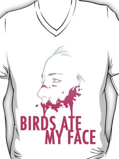 Invisible Monsters V-Neck