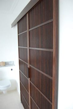 Japanese style Koushido doors - Shoji.co.uk | Japanese Screens | Paper Screens…