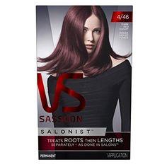 Vidal Sassoon  Salonist Hair Color Permanent Color Kit, 4/46 Dark Red Violet Vidal Sassoon http://www.amazon.com/dp/B00OP20RM0/ref=cm_sw_r_pi_dp_oG34ub0SNGCZP