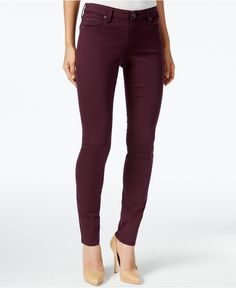 Kut from the Kloth Colored Skinny Jeans - Jeans - Women - Macy's