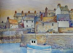 1257_Portsoy harbour | by Malcolm Coils.