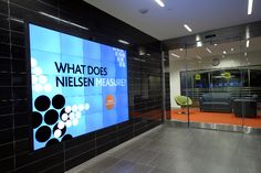 Interactive Video Wall - Micro Tile Technology