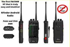 RFinder H1 Android FM/DMR Radio