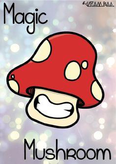 Magic Mushroom Cartoon Plant Cartoon, Mushroom Art, Animal Drawings, Stuffed Mushrooms, Snoopy, Magic, Pictures, Crafts, Animals
