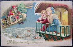 US $3.99 Used in Collectibles, Postcards, Holidays
