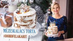 Mézeskalács Torta - YouTube Vanilla Cake, Xmas, Cooking, Youtube, Desserts, Food, Kitchen, Tailgate Desserts, Deserts