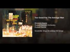 Too Good For The Average Man - YouTube