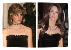 Kate Middleton copies Diana