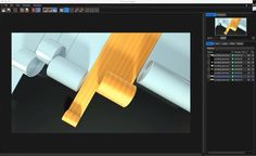 Learn how to create a rolling banner or rolling carpet in Cinema 4D. You'll Use a simple Bend deformer and animate it to create a rolling carpet and use Mo